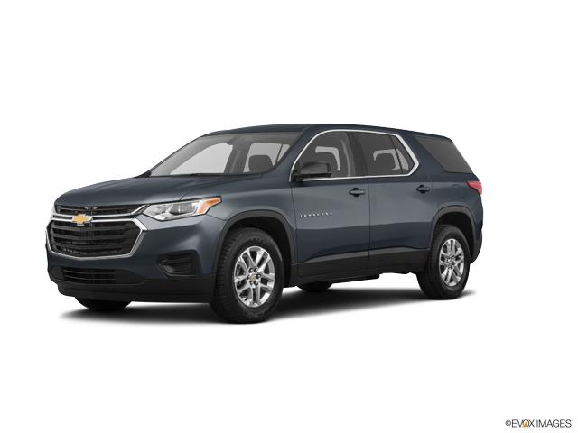 2020 Chevrolet Traverse Vehicle Photo in North Charleston, SC 29406
