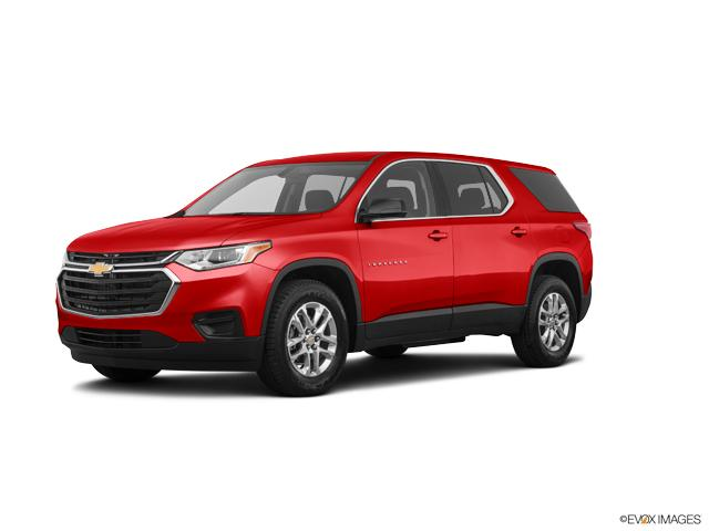 2020 Chevrolet Traverse Vehicle Photo in Washington, NJ 07882