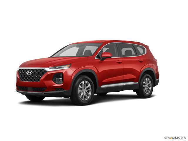 2020 Hyundai Santa Fe Vehicle Photo in Merrilville, IN 46410