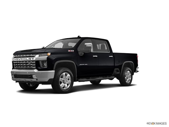 2020 Chevrolet Silverado 2500HD Vehicle Photo in Chelsea, MI 48118