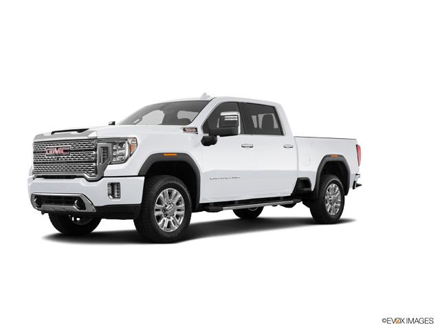 2020 GMC Sierra 2500HD Vehicle Photo in Oshkosh, WI 54904