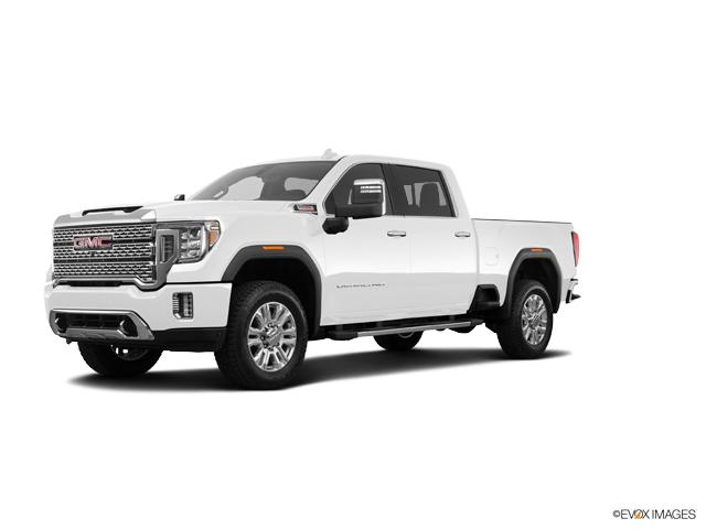 2020 GMC Sierra 2500HD Vehicle Photo in Owensboro, KY 42303