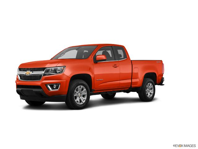 Chevrolet 2020 Colorado 4WD ZR2