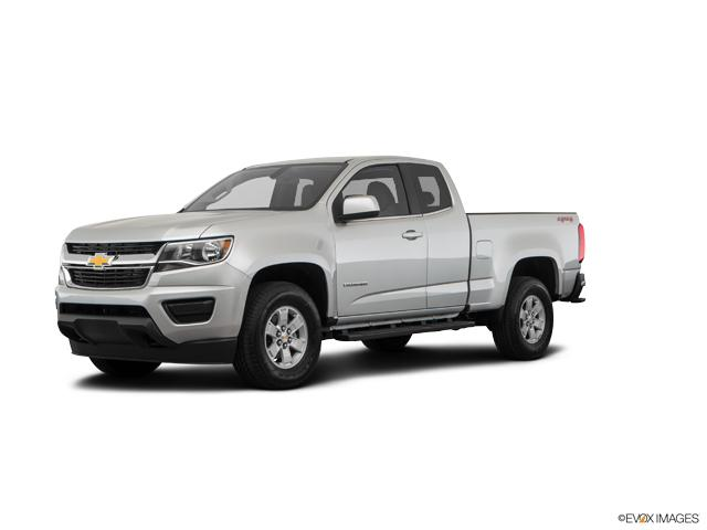2020 Chevrolet Colorado Vehicle Photo in North Charleston, SC 29406