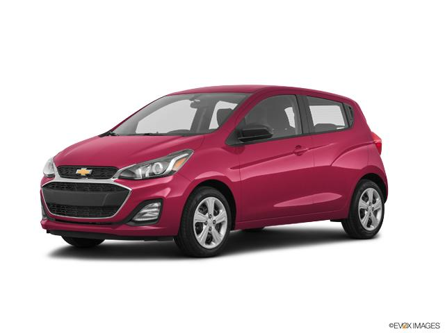 2020 Chevrolet Spark Vehicle Photo in San Angelo, TX 76903