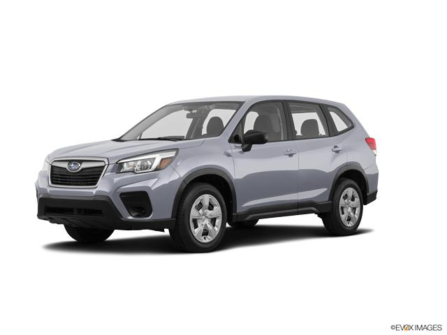 2020 Subaru Forester Vehicle Photo in Oshkosh, WI 54904