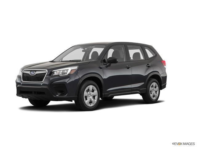 2020 Subaru Forester Vehicle Photo in Dallas, TX 75209