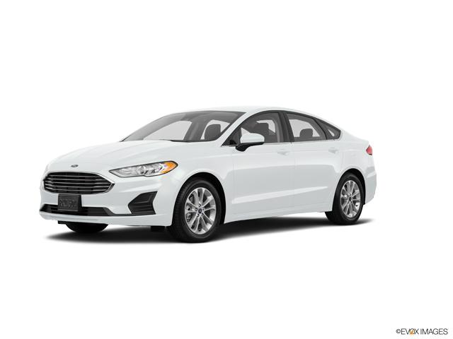 2020 Ford Fusion Vehicle Photo in Colorado Springs, CO 80920