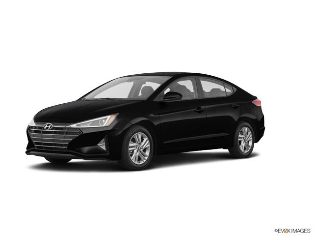 2020 Hyundai Elantra Vehicle Photo in Merrilville, IN 46410