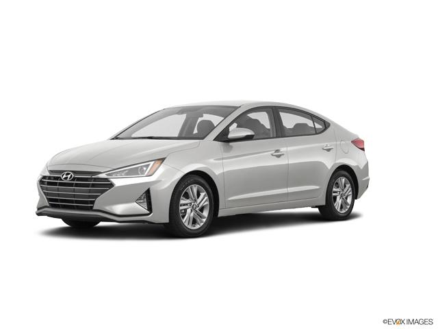 2020 Hyundai Elantra Vehicle Photo in Peoria, IL 61615
