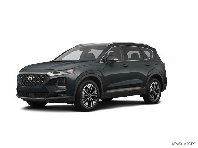 2020 Hyundai Santa Fe Vehicle Photo in Merrilville, IN 46410