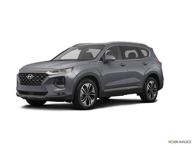 2020 Hyundai Santa Fe Vehicle Photo in Highland, IN 46322