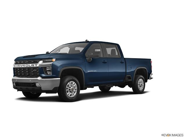 2020 Chevrolet Silverado 2500HD Vehicle Photo in Madison, WI 53713