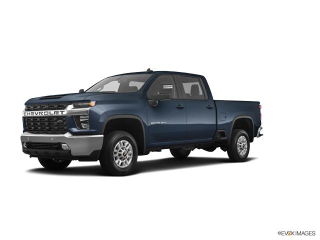 2020 Chevrolet Silverado 2500HD Vehicle Photo in Middleton, WI 53562