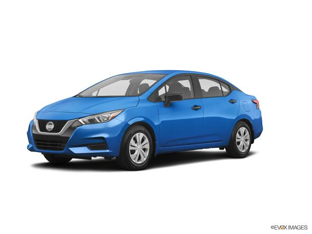 2020 Nissan Versa Vehicle Photo in Oshkosh, WI 54904