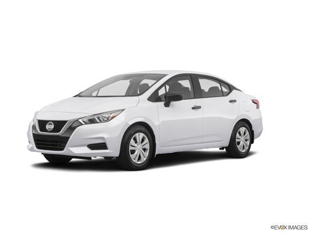 2020 Nissan Versa Sedan Vehicle Photo in Owensboro, KY 42301