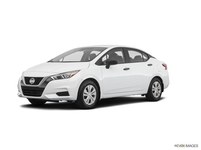 2020 Nissan Versa Vehicle Photo in Owensboro, KY 42301