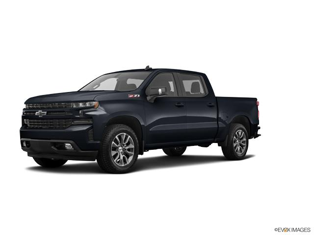 2020 Chevrolet Silverado 1500 Vehicle Photo in Knoxville, TN 37912