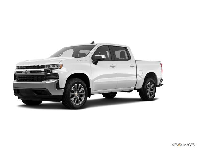2020 Chevrolet Silverado 1500 Vehicle Photo in Greenville, TX 75402