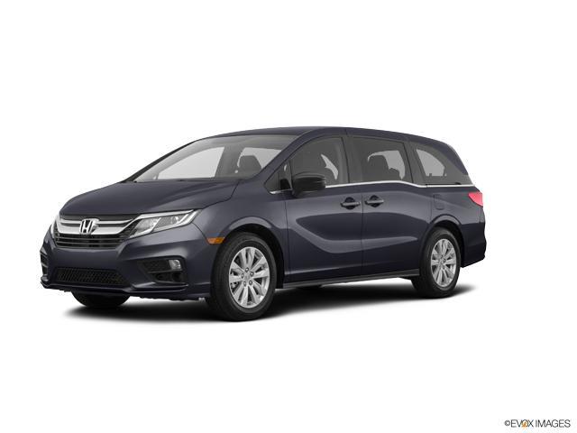 2020 Honda Odyssey Vehicle Photo in Glenwood Springs, CO 81601
