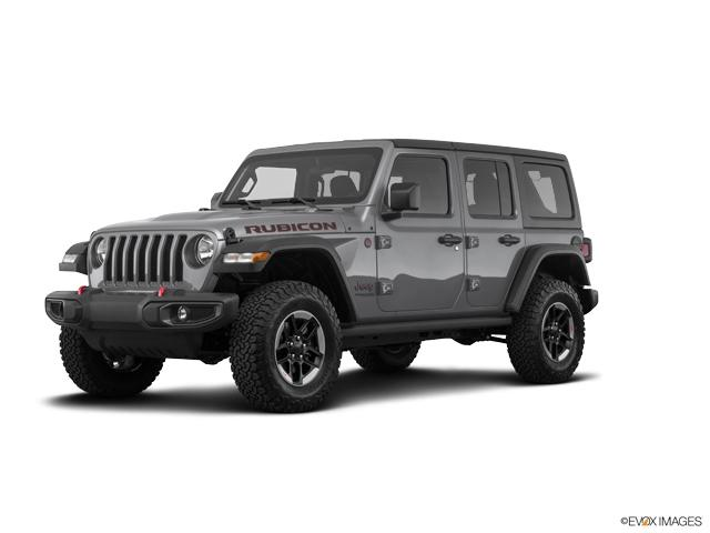 Sting Gray Clearcoat 2020 Jeep Wrangler Unlimited Rubicon ...