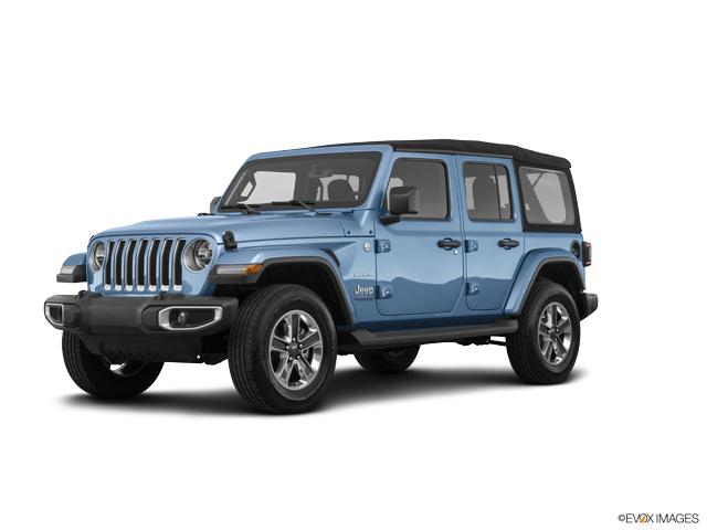 2020 Jeep Wrangler Unlimited Vehicle Photo in Fort Worth, TX 76116