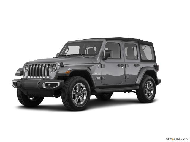 2020 Jeep Wrangler Unlimited Vehicle Photo in Oshkosh, WI 54901