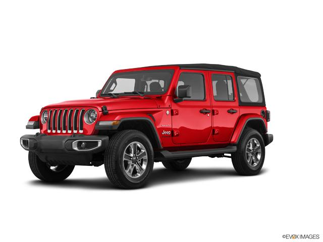 2020 Jeep Wrangler Unlimited Vehicle Photo in Hartford, KY 42347