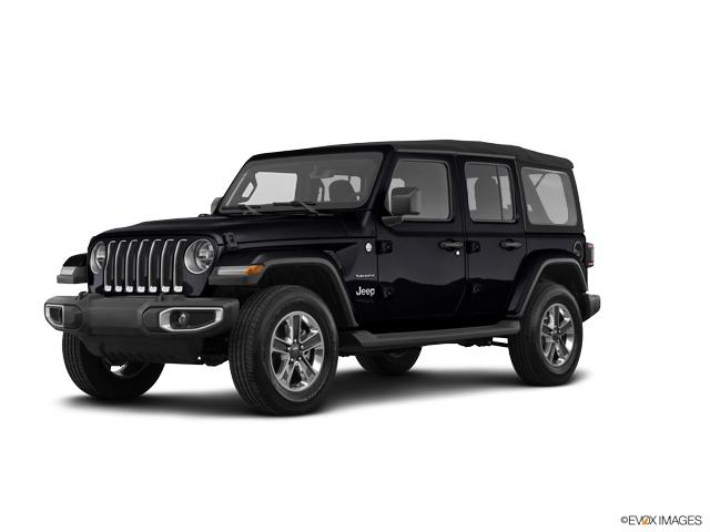 2020 Jeep Wrangler Unlimited Vehicle Photo in Grapevine, TX 76051