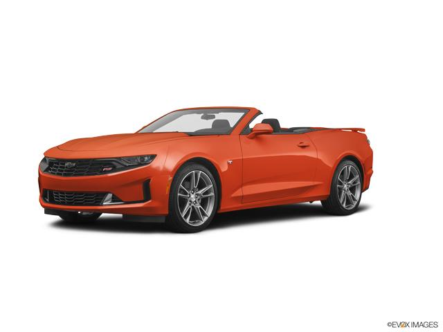 2020 Chevrolet Camaro Vehicle Photo in Midlothian, VA 23112