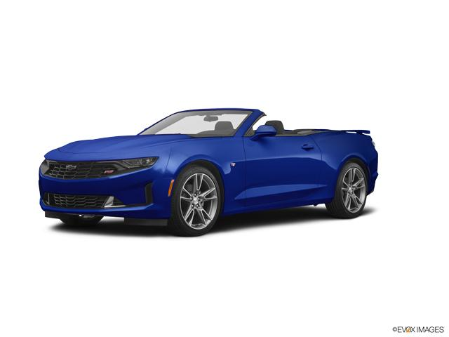 2020 Chevrolet Camaro Vehicle Photo in Plainfield, IL 60586-5132