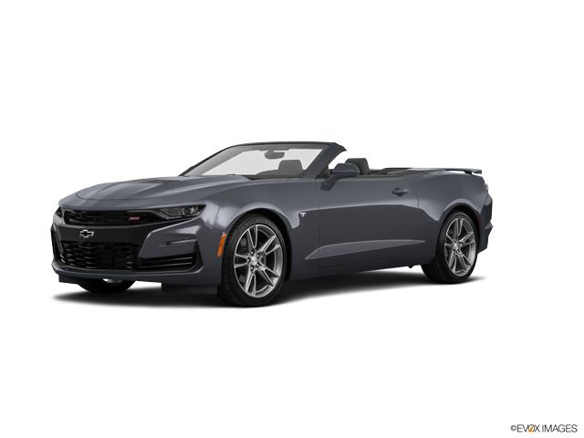 2020 Chevrolet Camaro Vehicle Photo in Kansas City, MO 64118