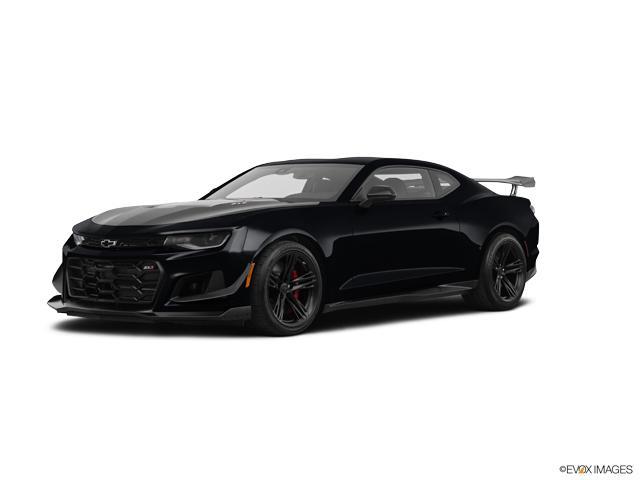 Black 2020 Chevrolet Camaro: New Car for Sale in Houston ...