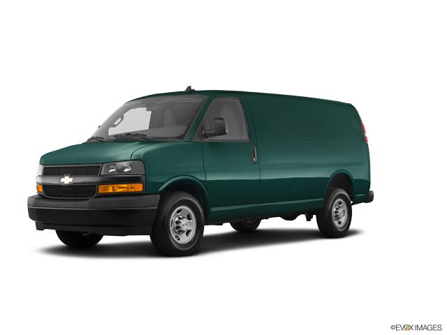 Chevrolet 2020 Express Cargo Van 3500 Extended Wheelbase Rear-Wheel Drive