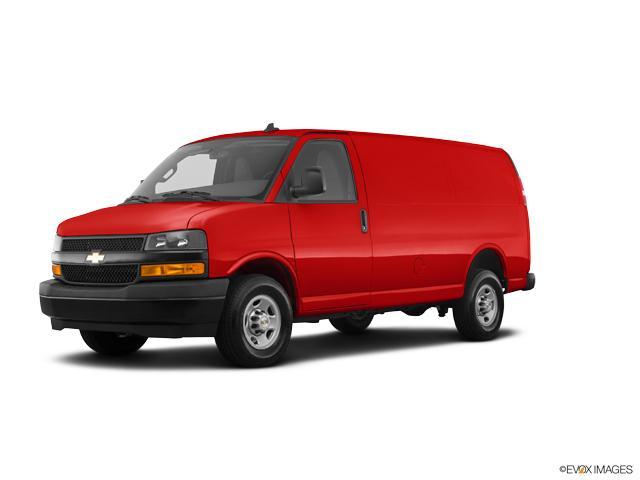 2020 Chevrolet Express Cargo Van Vehicle Photo in Terryville, CT 06786