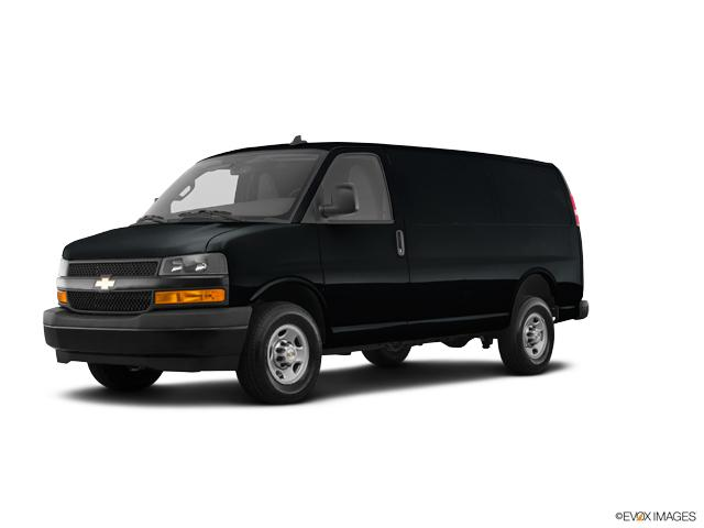 2020 Chevrolet Express Cargo Van Vehicle Photo in Rome, GA 30161