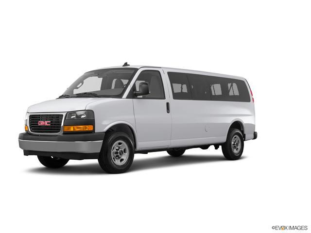 2020 GMC Savana Passenger Vehicle Photo in Merrillville, IN 46410