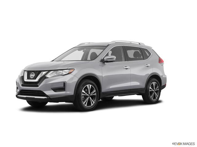2020 Nissan Rogue Vehicle Photo in Beaufort, SC 29906