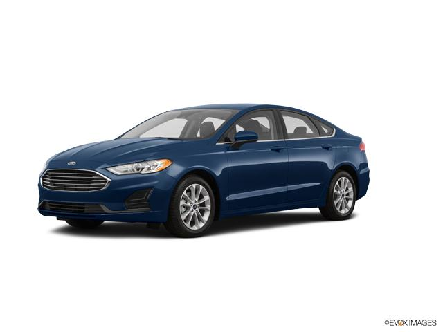 2020 Ford Fusion Hybrid Vehicle Photo in Colorado Springs, CO 80920