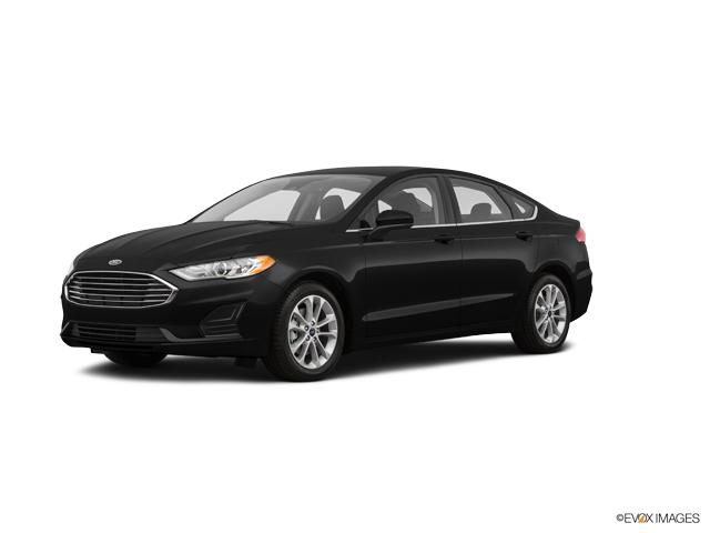 2020 Ford Fusion Hybrid Vehicle Photo in Highland, IN 46322