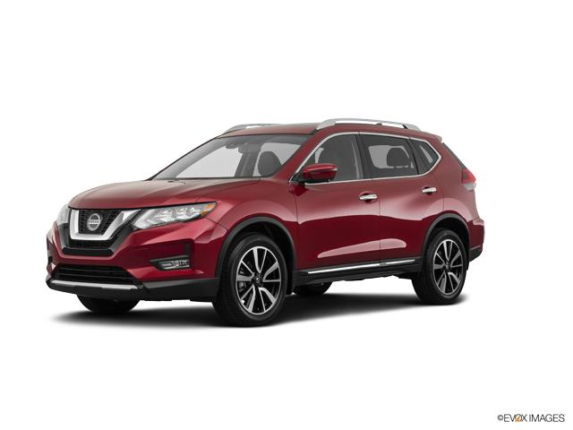 2020 Nissan Rogue Vehicle Photo in Janesville, WI 53545