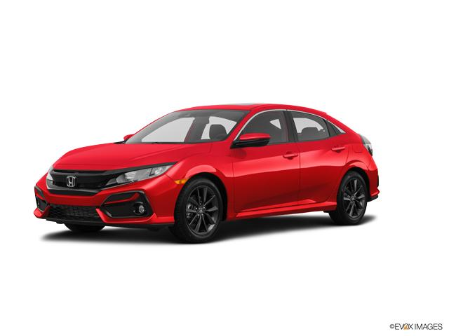 2020 Honda Civic Hatchback Vehicle Photo in Oshkosh, WI 54904