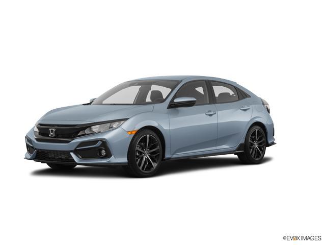 2020 Honda Civic Hatchback Vehicle Photo in Oshkosh, WI 54904