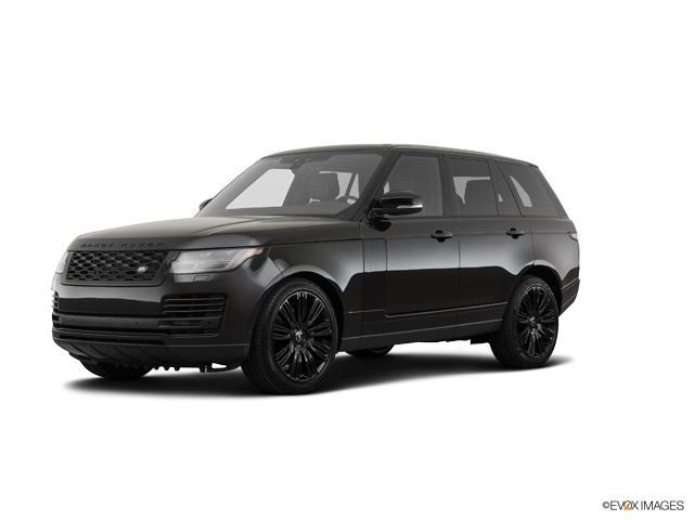 2020 Land Rover Range Rover Vehicle Photo in Appleton, WI 54913