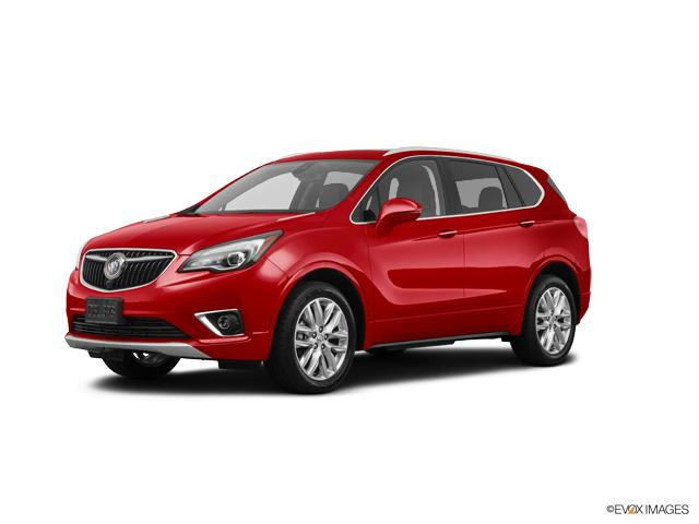 2020 Buick Envision Vehicle Photo in Independence, MO 64055