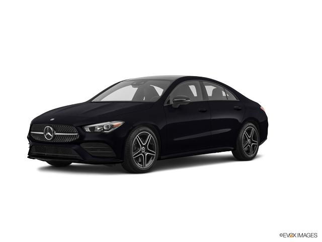 2020 Mercedes-Benz CLA Vehicle Photo in Houston, TX 77079