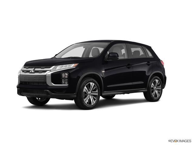 2020 Mitsubishi Outlander Sport Es Black