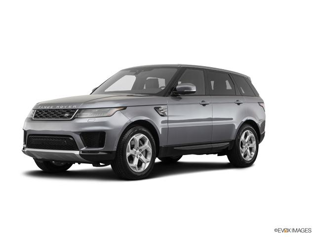 2020 Land Rover Range Rover Sport Vehicle Photo in Appleton, WI 54913