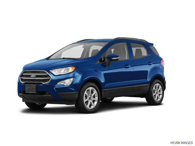2020 Ford EcoSport Vehicle Photo in Oshkosh, WI 54901-1209