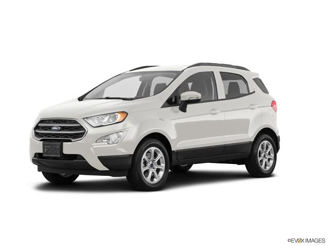 2020 Ford EcoSport Vehicle Photo in Colorado Springs, CO 80920